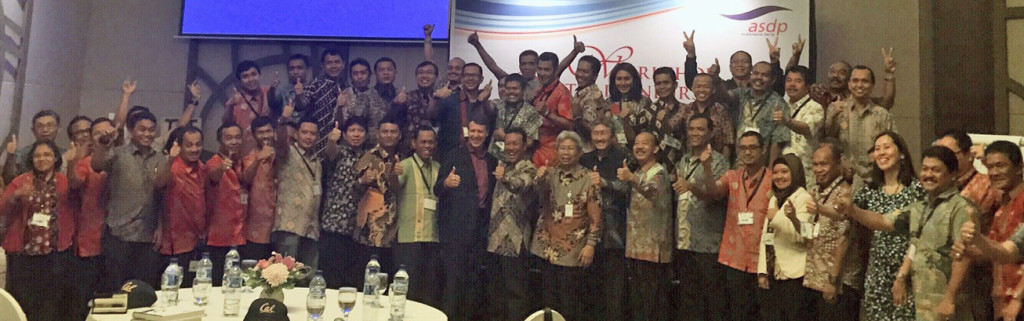 Closeup - Leadership of ASDP Ferry Jakarta 2015